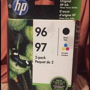 NWT HP Original Ink 96 97 2 Pack